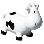 Porteur bébé betsy la vache blanc et noir pas cher