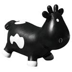 Porteur bebe betsy la vache noir et blanc pas cher