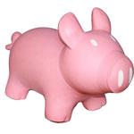 Porteur bébé sammy le cochon rose pas cher