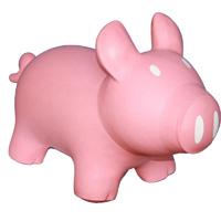 Porteur bébé sammy le cochon rose