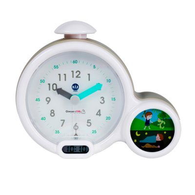 Mon premier réveil kid sleep clock gris Kid sleep