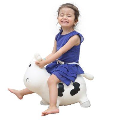 Petula la vache blanche et noire Lilikim