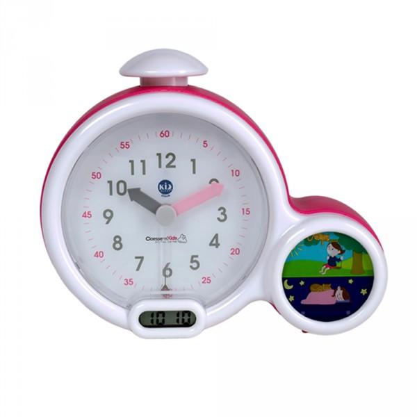 Mon premier réveil bébé kid sleep clock rose Kid sleep