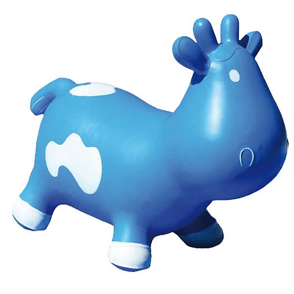Porteur bébé betsy la vache bleu et blanc Lilikim