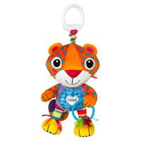 Jouet de voyage bébé lionel le léopard