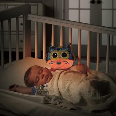 Veilleuse bébé ma chouette nuit Lamaze
