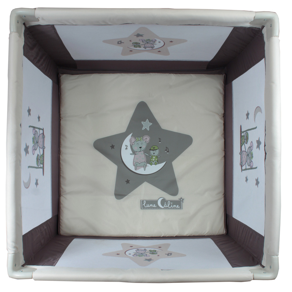 parc b b lune c line de looping sur allob b. Black Bedroom Furniture Sets. Home Design Ideas