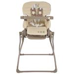 Chaise haute bébé pliante ultra compacte lune câline pas cher