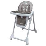 Chaise haute bébé télescopique lune câline pas cher