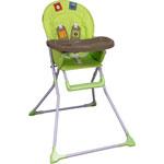 Chaise haute pliante kiwi pas cher