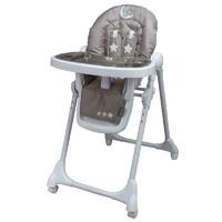 Chaise haute bébé télescopique lune câline