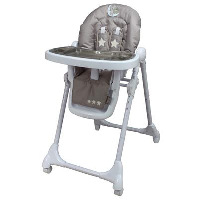 Chaise haute bébé télescopique lune câline Looping