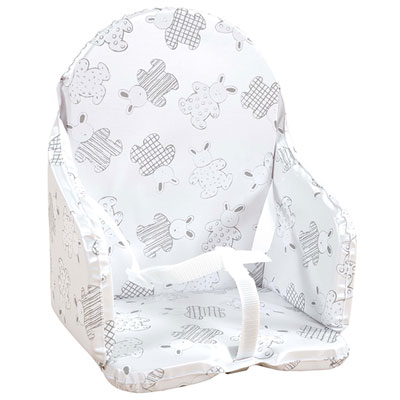 Coussin de chaise avec sangle lapin pyjama Looping