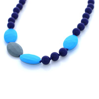 Collier candy crush necklace navy