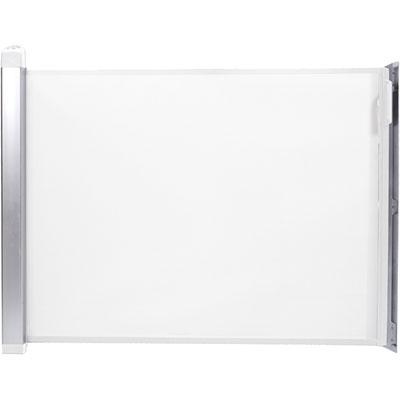 Barriére de sécurité kiddyguard avant blanc 20-120 cm Lascal