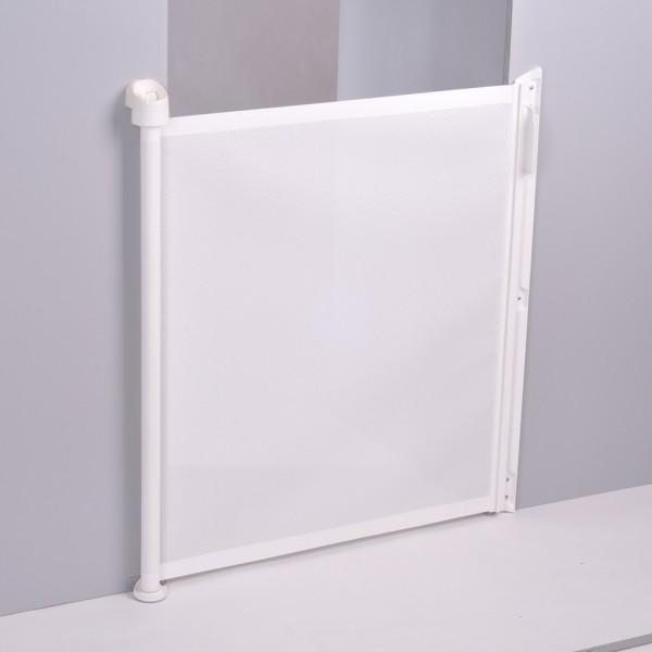 Barriére de sécurité kiddyguard assure blanc 20-100 cm Lascal