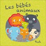 Livre tissu ! les bébés animaux pas cher
