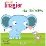 Livre bébé mon petit imagier les animaux pas cher