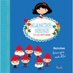 Livre bébé petits contes à raconter blanche neige de Piccolia