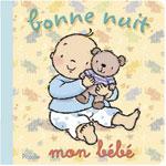 Livre bébé bonne nuit mon bébé pas cher