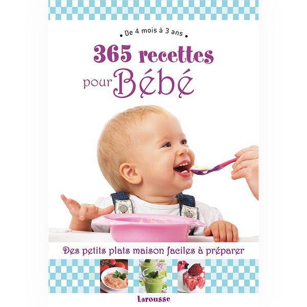 365 recettes pour bébé Livres