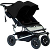 Poussette double duet black version 2.5 Mountain buggy