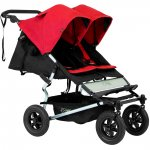 Poussette jumeaux duet chilli version 2 de Mountain buggy