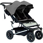 Poussette jumeaux duet flint version 2 de Mountain buggy