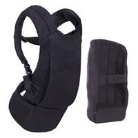 Porte bébé juno black