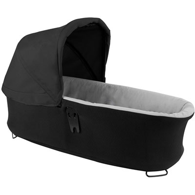 Nacelle bébé plus pour poussette duet version 2 black Mountain buggy