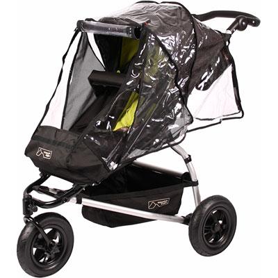 Housse de pluie pour poussette swift ou mini Mountain buggy