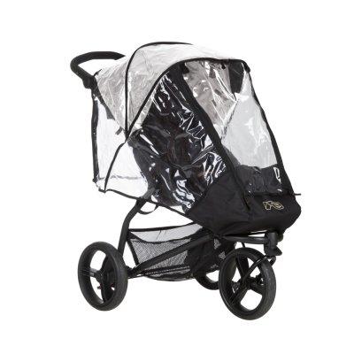 Housse pluie pour poussette swift ou mini (modèle 2015+) Mountain buggy