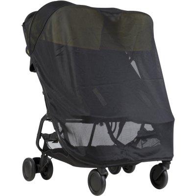 Protection soleil pour poussette double nano Mountain buggy