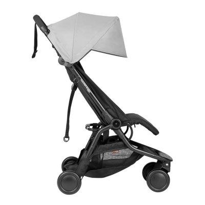 Poussette 4 roues nano silver Mountain buggy