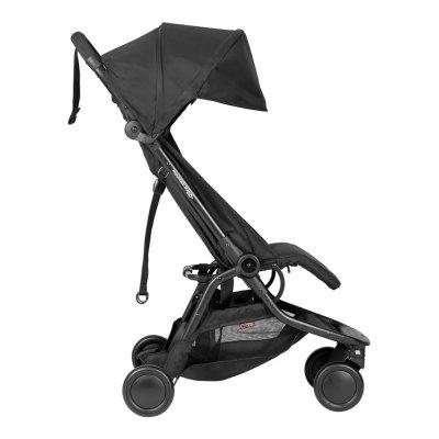 Poussette 4 roues nano black Mountain buggy