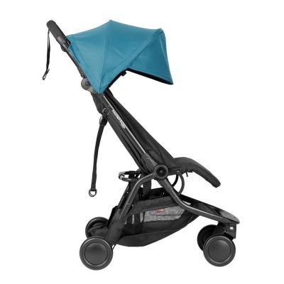 Poussette 4 roues nano teal Mountain buggy