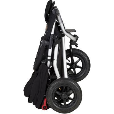 Poussette 3 roues swift black Mountain buggy