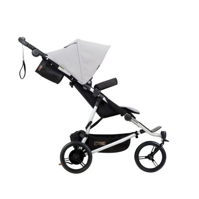Poussette double duet silver - version 3 Mountain buggy
