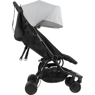 Poussette double canne nano silver Mountain buggy