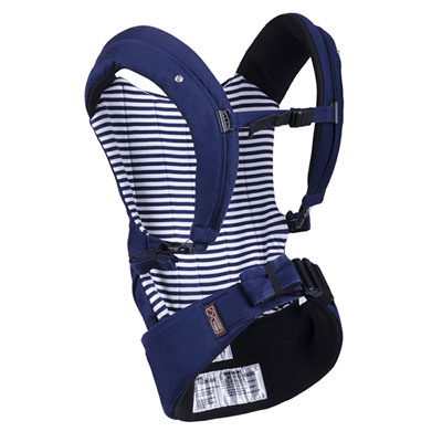 Porte bébé physiologique juno nautical Mountain buggy