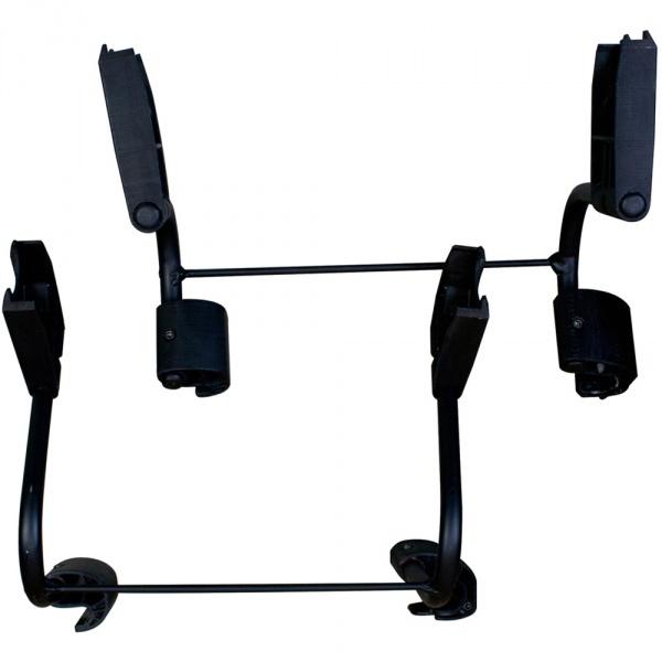Adaptateur poussette pour siège auto clip31 pour duet version2 x2 Mountain buggy