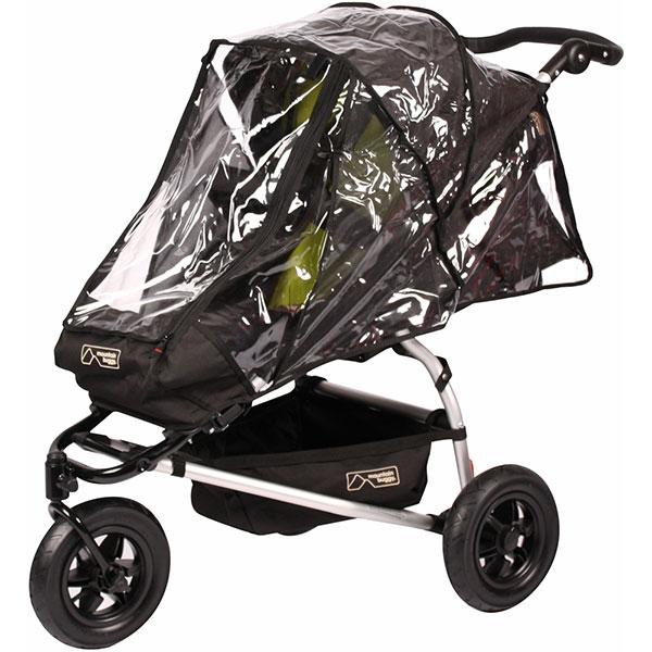 Housse pluie pour poussette swift ou mini Mountain buggy