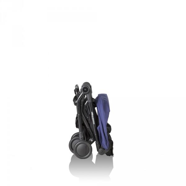 Poussette citadine nano bleu Mountain buggy
