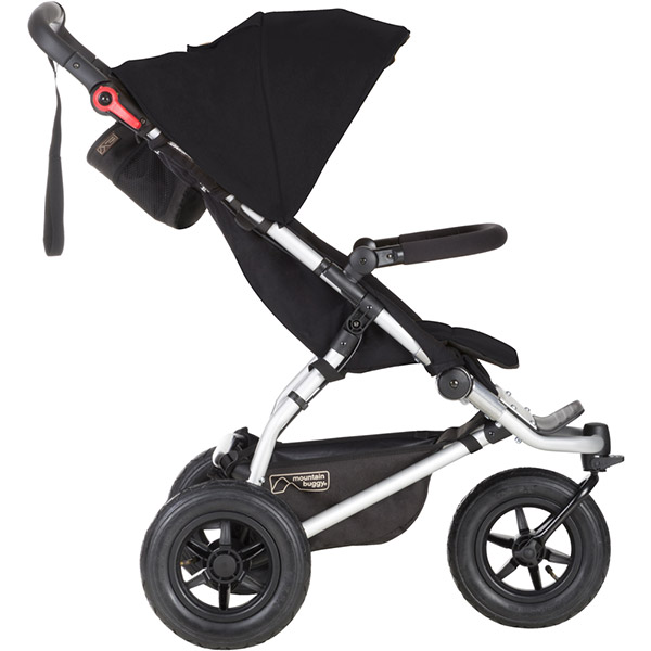 Poussette 3 roues swift black Mountain buggy
