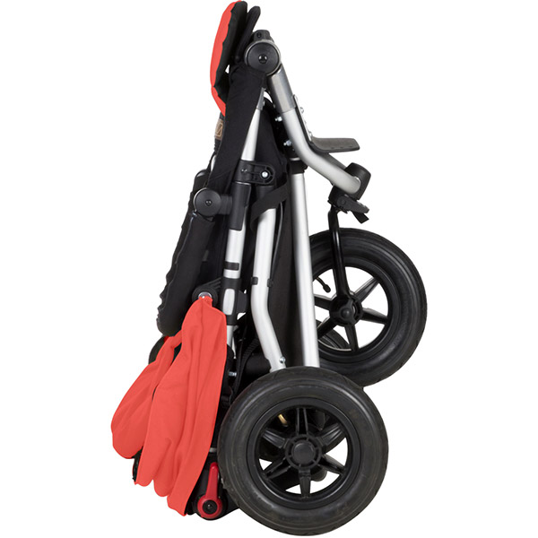 Poussette 3 roues swift coral Mountain buggy
