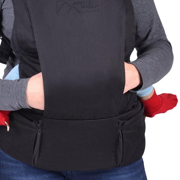 Porte bébé juno black Mountain buggy