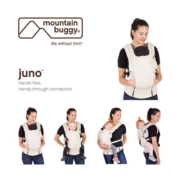 Porte bébé juno sand Mountain buggy