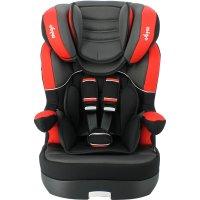 Housse pour siège auto myla premium red