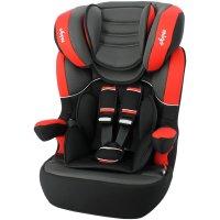 Housse pour siège auto myla isofix premium red