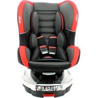 Housse pour siège auto titan isofix premium red